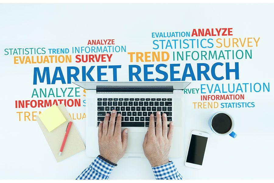 Изследването на пазара представлява събиране на данни и тяхното анализиране.